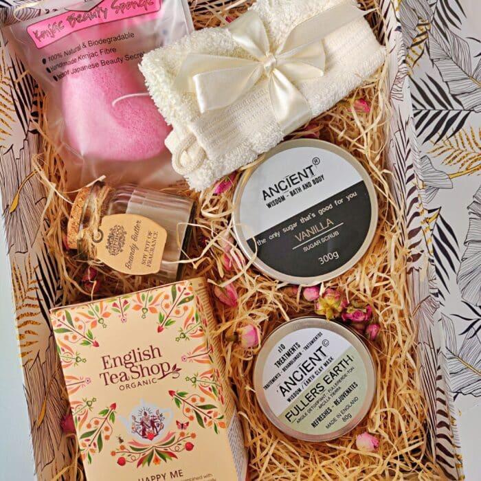 relax ajándék doboz