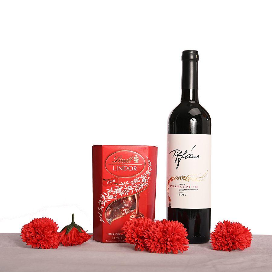 Csoki és bor