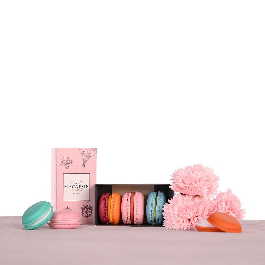 Macaron Ajándékbox